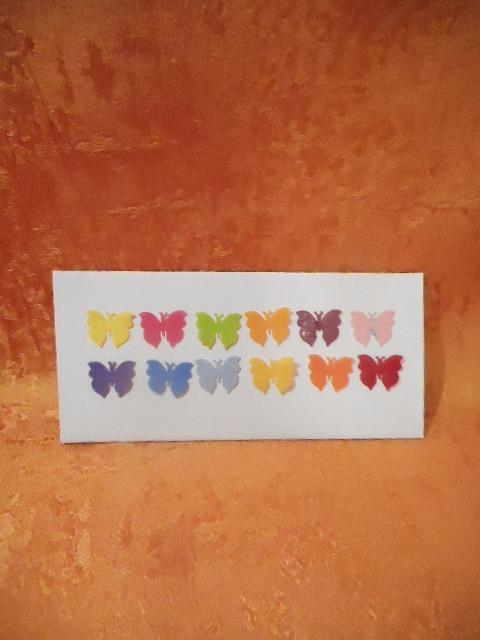 Wachsmotive Für Kerzen.Wachsmotive Für Kerzen Zum Selber Gestalten Schmetterlinge 10022